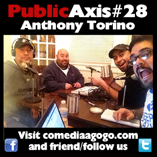 Public Axis #28: Anthony Torino