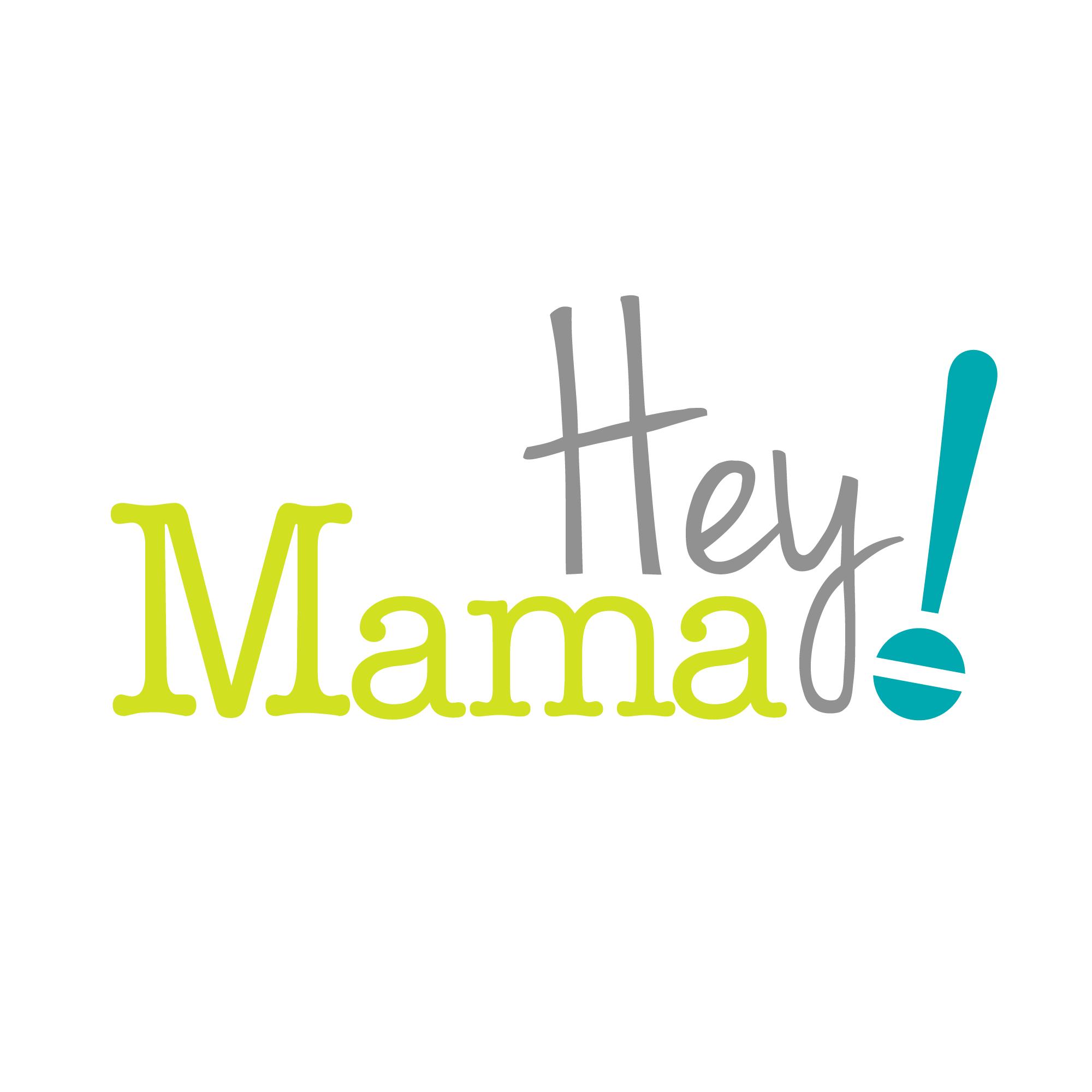Hey Mama! Podcast show art