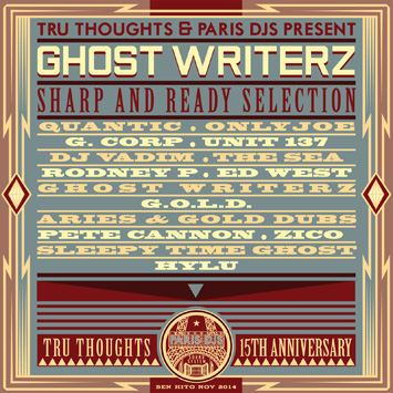 Ghost Writerz - Sharp And Ready Selection