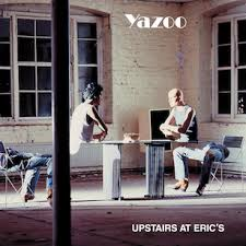 Yaz Upstairs at Eric's cover
