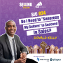 """Artwork for SIC 024: Do I Need to """"Suppress My Culture"""" to Succeed In Sales? 