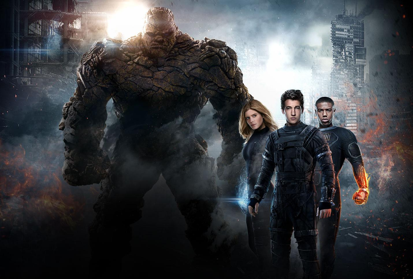 AoH at the Movies: Fantastic Four