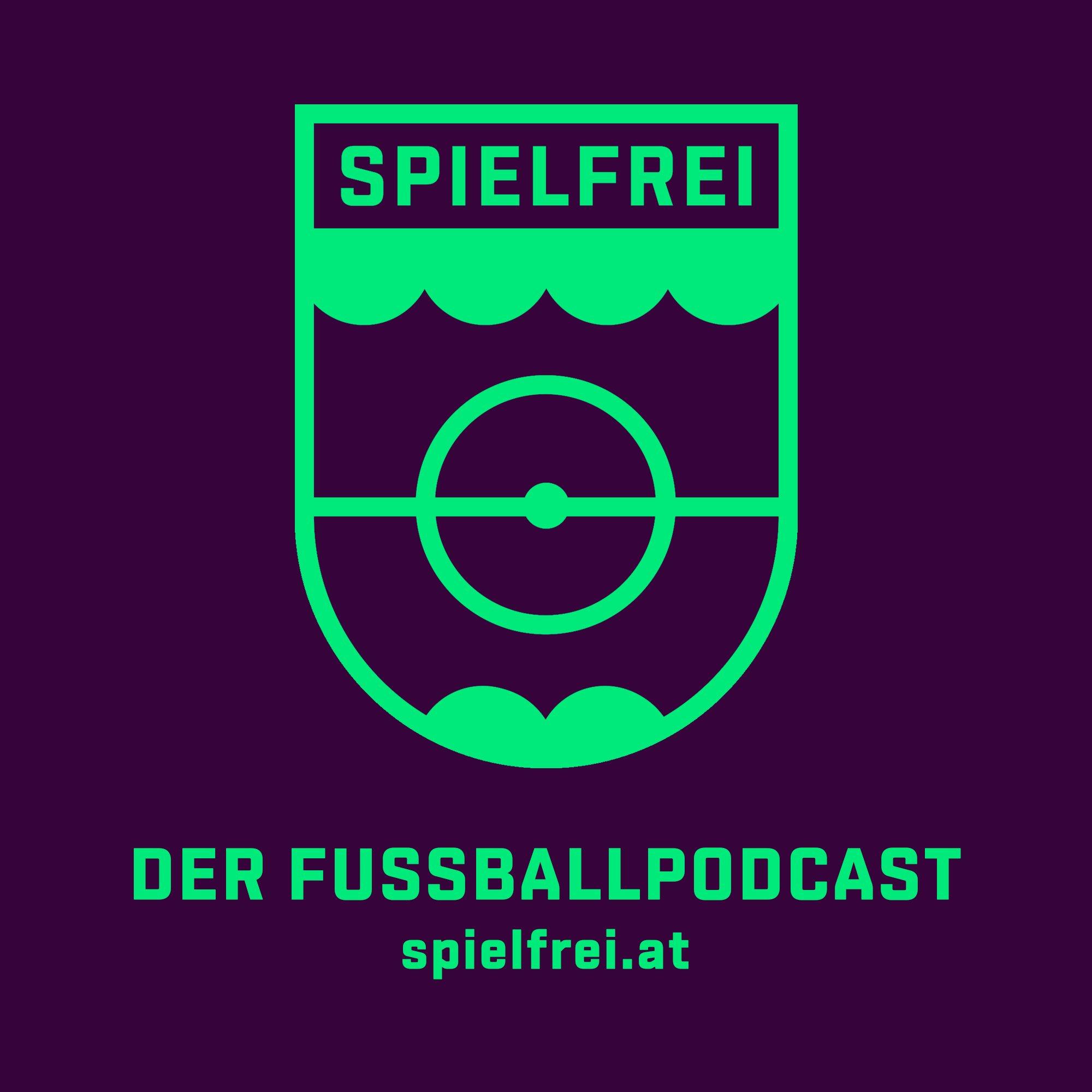 Spielfrei - der Fussballpodcast show art