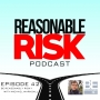 Artwork for RR Ep 42 - Be Reasonably Risky with Michael Marshall of Be Reasonable and the Merseyside Skeptics Society