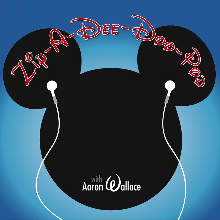 Zip-A-Dee-Doo-Pod: An Unofficial Disney Podcast logo