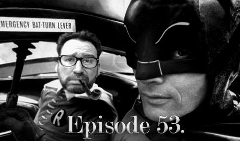 Episode 53 Angry Oz, Chezney Goss, and 1966 Batman