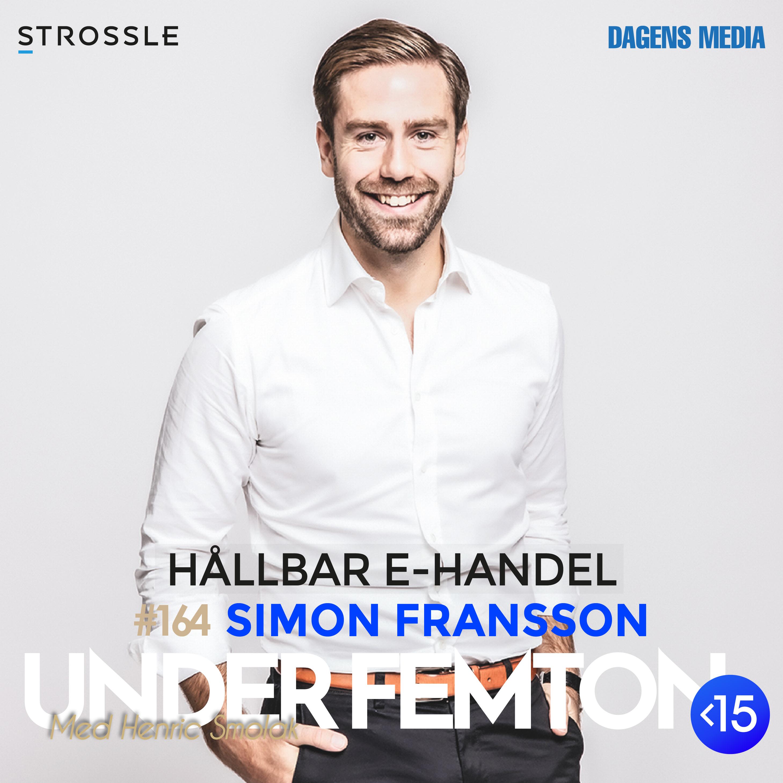 #164 Hållbar E-handel - Simon Fransson
