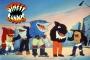 Artwork for Back in Toons- Street Sharks & Jabberjaw