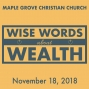 Artwork for Wise Words About Wealth - Part 2