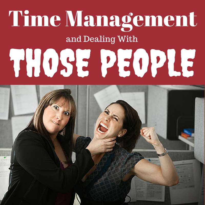 "Content Marketing Podcast 126: Time Management and Dealing With ""Those People"""