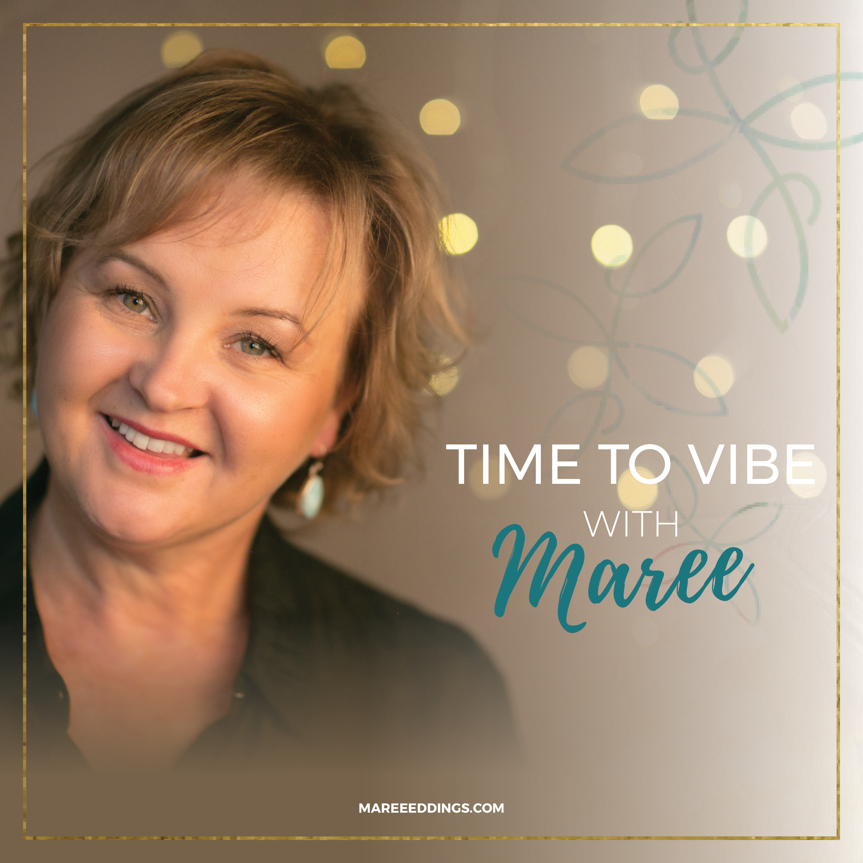 Time to Vibe with Maree show art