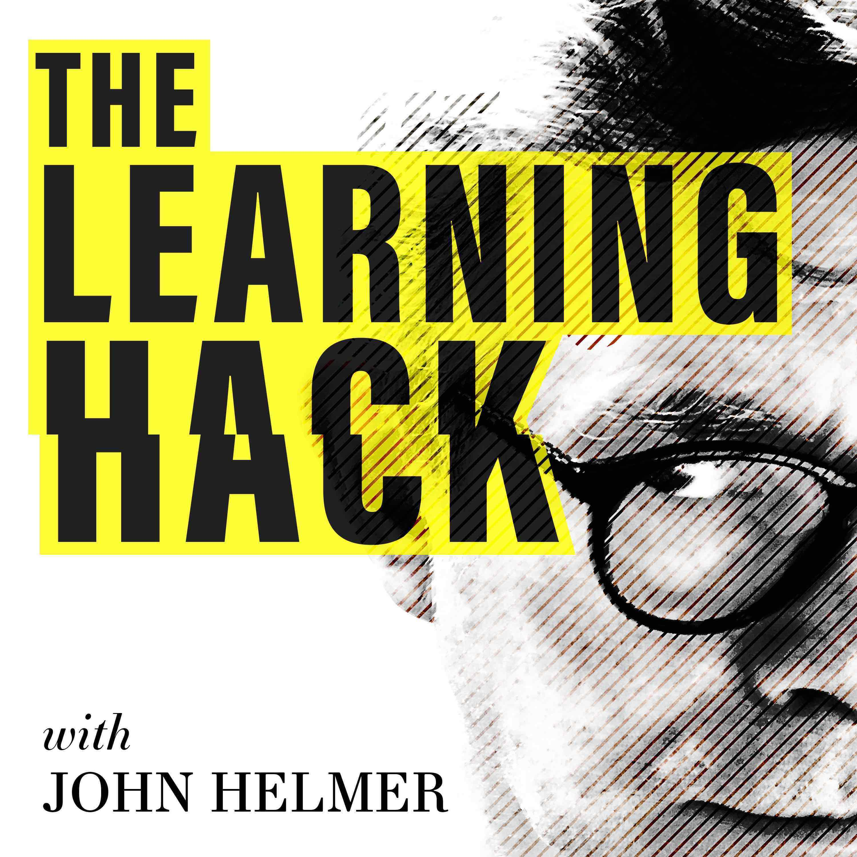 The Learning Hack podcast show art