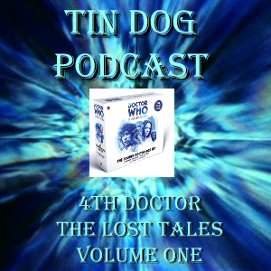 TDP 231: Doctor Who The Fourth Doctor Lost Tales Volume One
