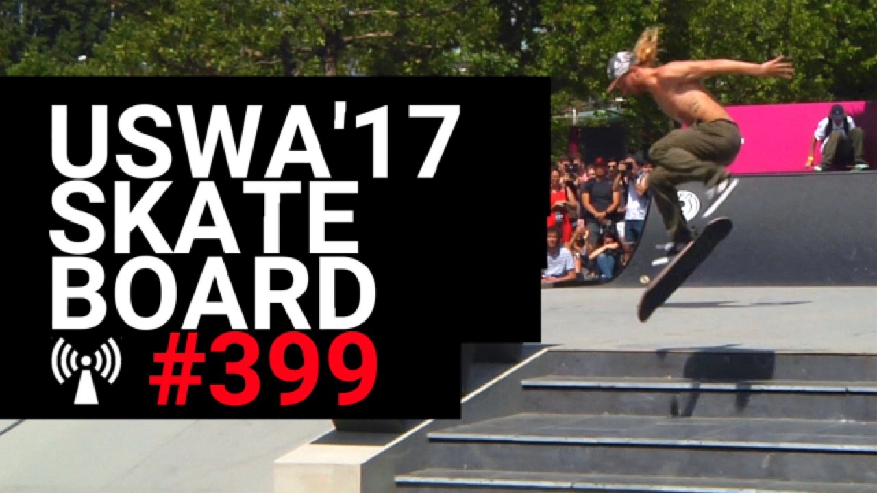 Artwork for WK Skateboarden tijdens de Urban Sports Week Amsterdam