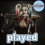 Artwork for GameBurst Played - Injustice 2