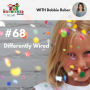 Artwork for TNC 068: Differently Wired with Debbie Reber