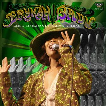 Erykah Badu - Soldier (Grant Phabao remix)