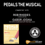 Artwork for PEDALS - THE MUSICAL Commentary track with Rob Rhodes and Gabor Josika - GSP #151