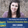 Artwork for Elimination Diets & Eczema with Emily Brown