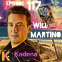 Artwork for 117: Kadena with Will Martino - Pact, Public Blockchain, and Enterprise Scalability