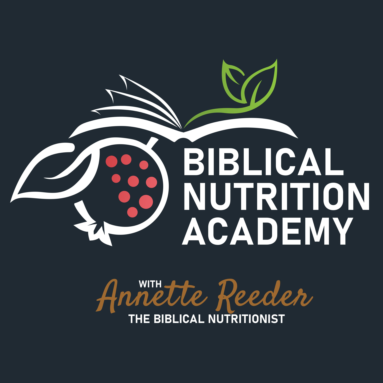 Biblical Nutrition Academy podcast show art