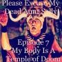Artwork for Episode 7 - My Body Is A Temple of Doom