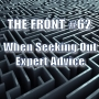 Artwork for When Seeking Out Expert Advice [Help] (The FRONT #62)