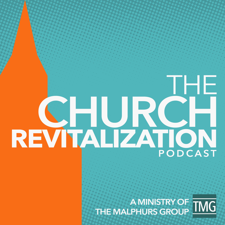 The Church Revitalization Podcast show art