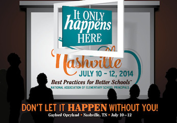 The Rock Star Principals Will Be Presenting at the NAESP National Conference: July 2014-Nashville, TN!!!