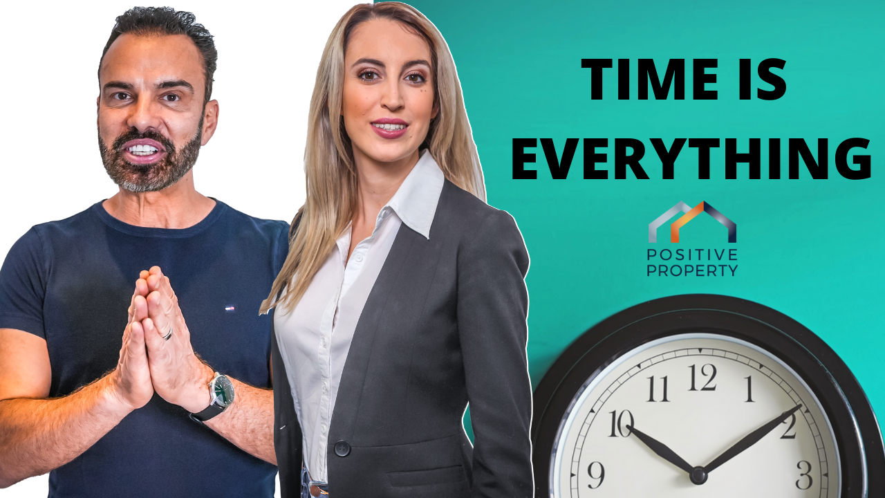 Time Is Essential For Your Success show art