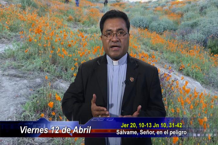 Artwork for Dios te Habla con Fr. Beni Leu, SVD; Tema el hoy: Sálvame, Señor, en el peligro.