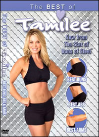 Dr Fitness and the Fat Guy Interview Buns of Steel Star Tamilee Webb About Her New Buns, Abs and Arms Exercise DVD