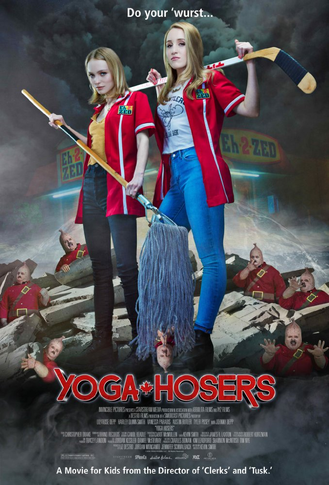Ep. 263 - Yoga Hosers (Jersey Girl vs. Red State)