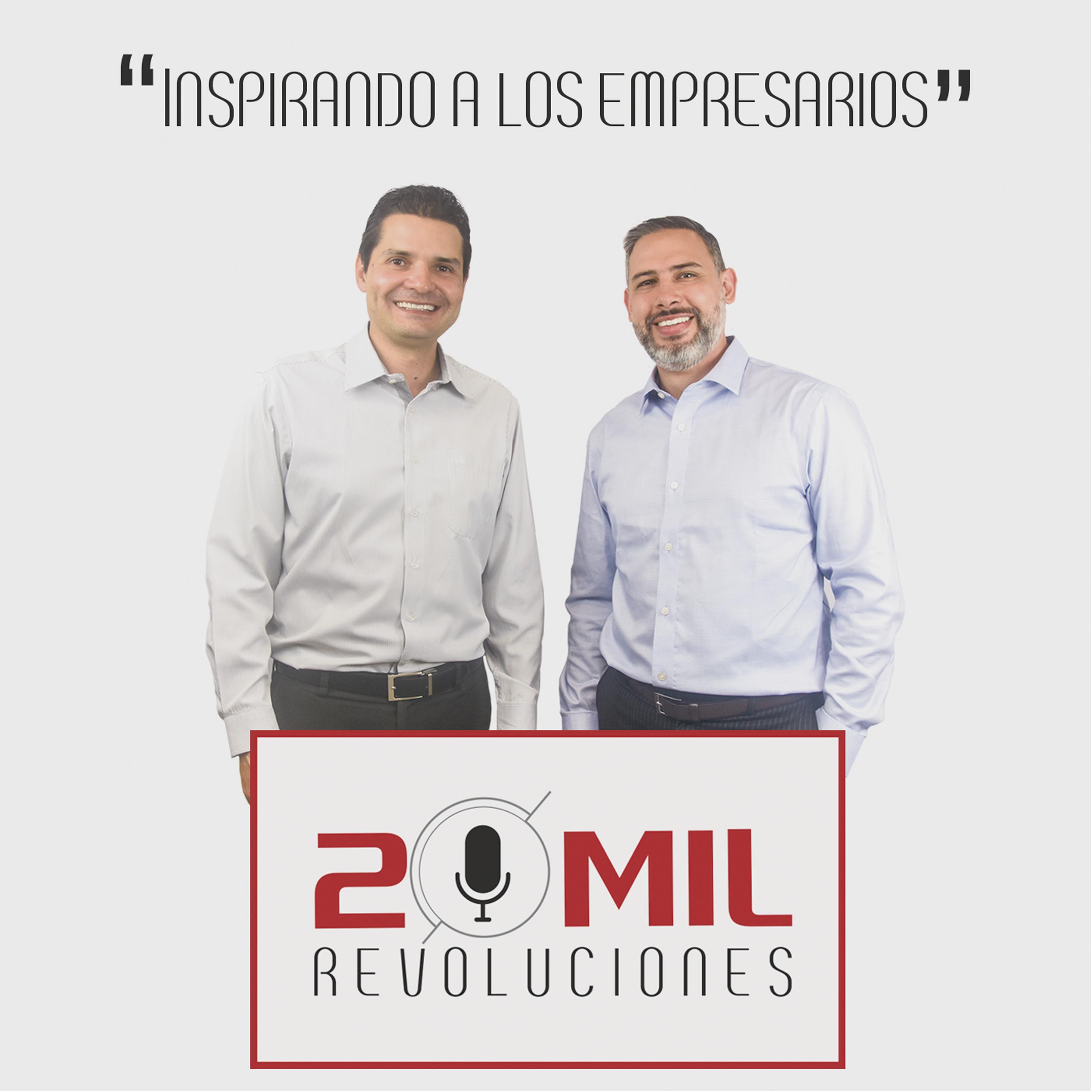 20mil Revoluciones show art
