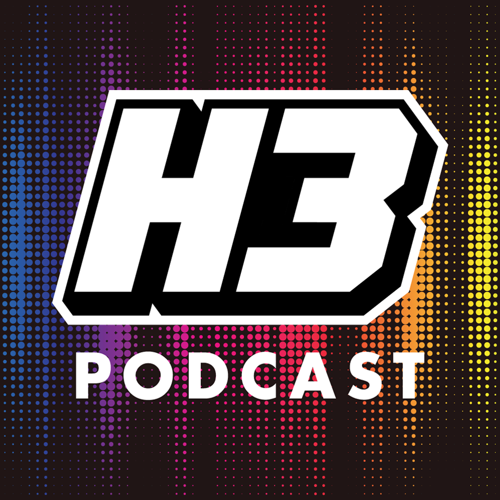 H3 Podcast show art