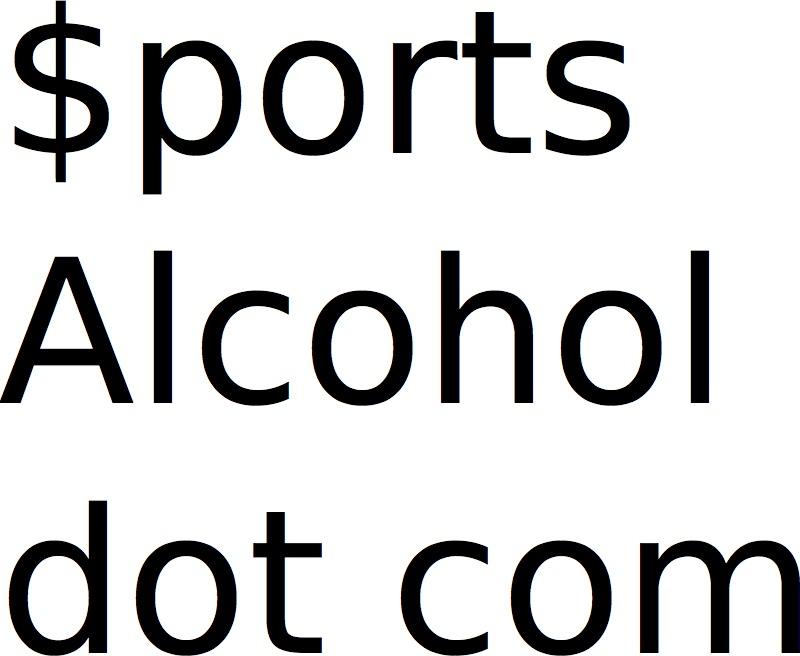 sportsalcohol.com podcast show art