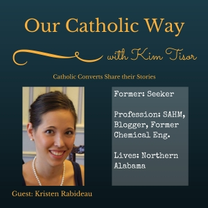 Episode 24: Former Seeker Kristen Rabideau