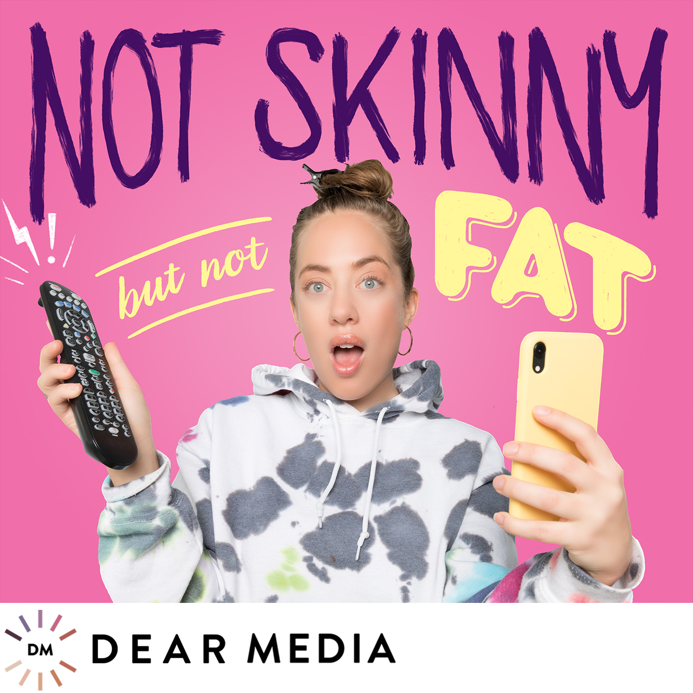 Not Skinny But Not Fat show art