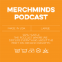 Artwork for Merch Minds Podcast - Episode 128: Interview With Dionne Baker and Jay De Souza
