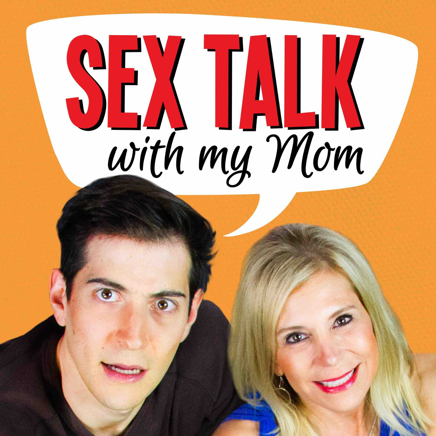 Artwork for E114 How to Have The Sexiest Valentine's Day: A Mom-Son Debate