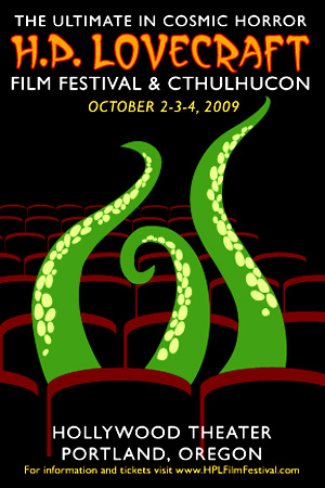 HP Lovecraft Film Festival & CthulhuCon 2009 Promo - 2