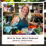 Artwork for #123 - Danielle Arsenault - Raw Food Chef - Talking The Plant Paradox, Incorporating Raw Foods into Your Diet, and Overall Health on a Plant Based Diet