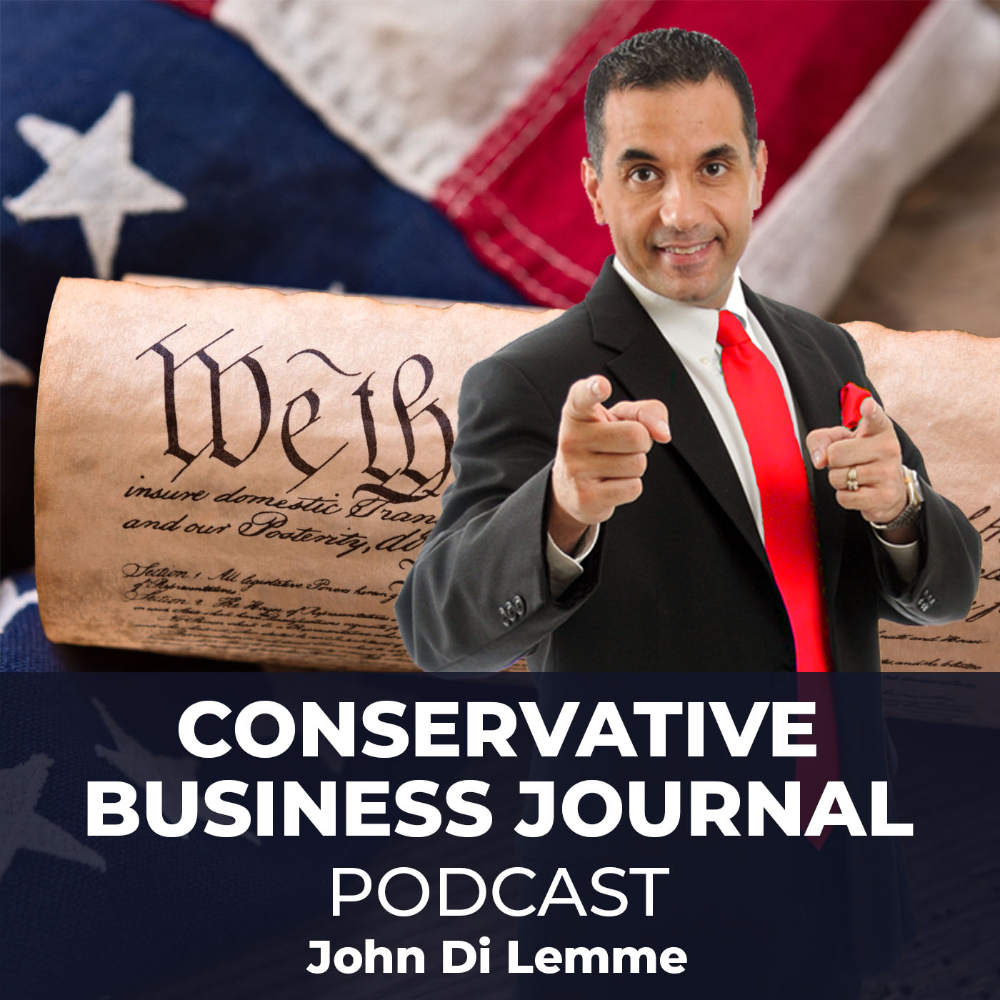 CBJ Real News Podcast Show: Biden is a Mess... show art