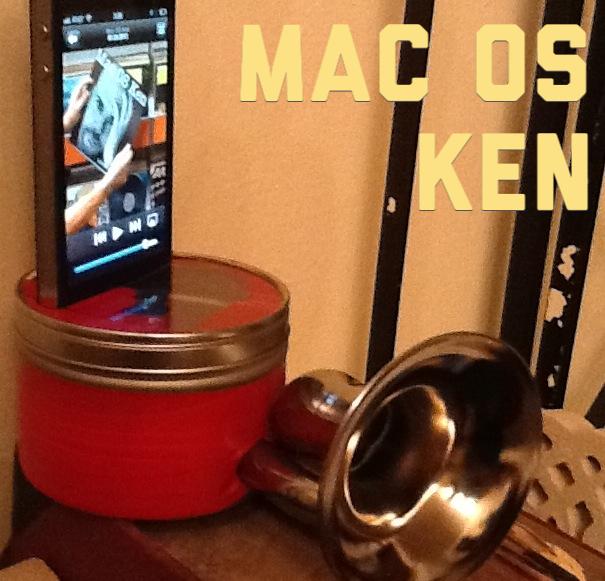 Mac OS Ken: 11.05.2012