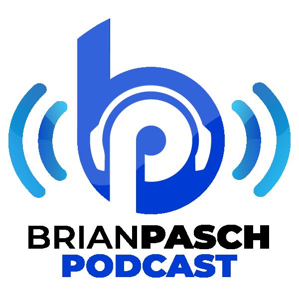 Brian Pasch Podcast show art