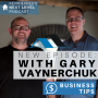 Artwork for GARY VAYNERCHUK ON BUILDING OPERATIONALLY POWERFUL BUSINESS. Interview: Gary Vee and Kevin Kauffman