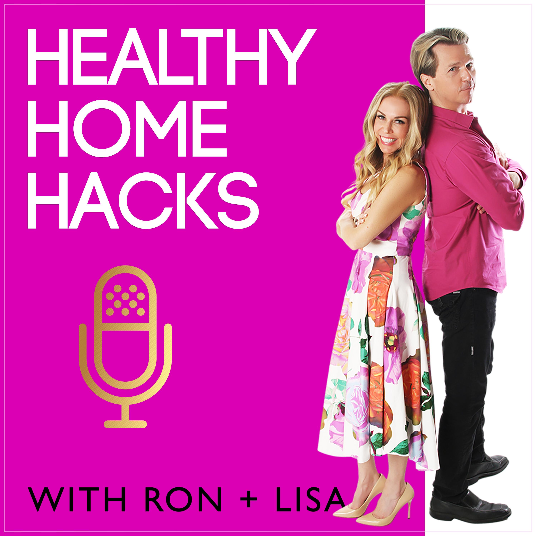Healthy Home Hacks Podcast show art