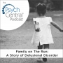 Artwork for Family on the Run:  A Story of Delusional Disorder