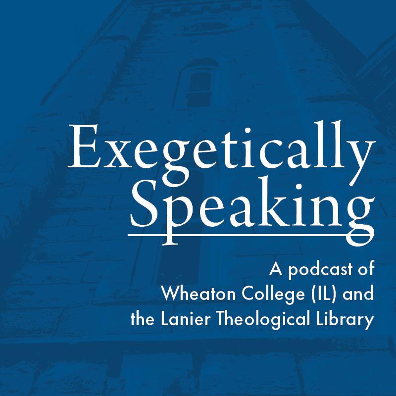 Exegetically Speaking show art