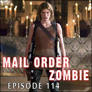 Mail Order Zombie: Episode 114